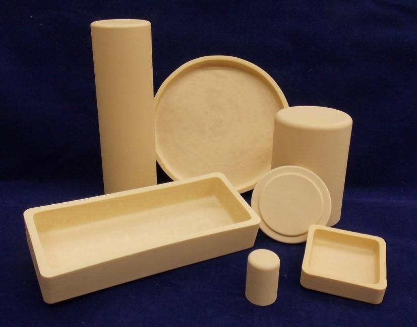 Magnesia Crucibles - Tateho Ozark Technical Ceramics, Inc